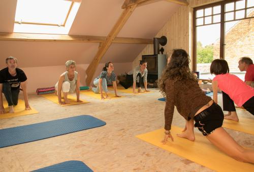 Authentieke Yoga